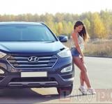 Фото Hyundai Santa Fe 3 (DM) (6)