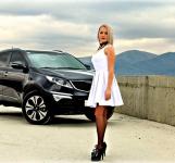 Kia Sportage 3 black